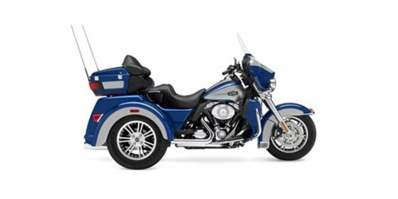 2010 Harley-Davidson Trike Tri Glide Ultra Classic at Harley-Davidson of Fort Wayne, Fort Wayne, IN 46804