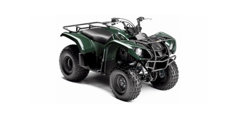 2011 Yamaha Grizzly 125 Automatic | Central Texas Powersports