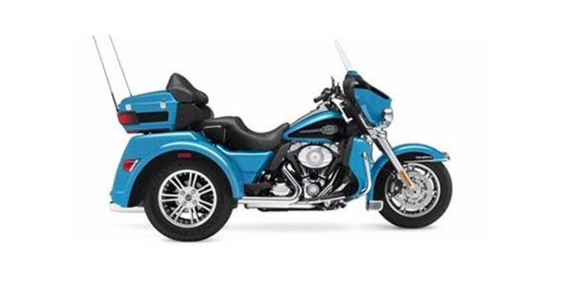 2011 Harley-Davidson Trike Tri Glide Ultra Classic at Riders Harley-Davidson®, Trussville, AL 35173