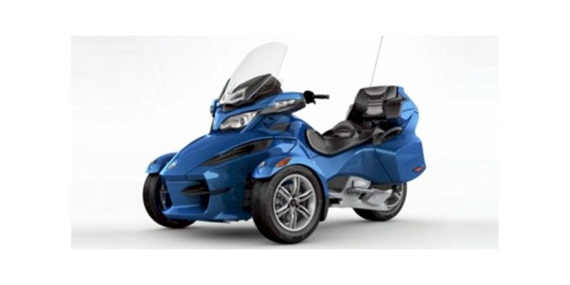 2011 Can-Am Spyder Roadster RT Audio And Convenience at Southwest Cycle, Cape Coral, FL 33909