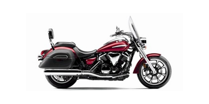 2011 Yamaha V Star 950 Tourer at Pete's Cycle Co., Severna Park, MD 21146