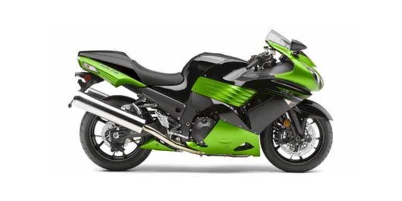 2011 Kawasaki Ninja ZX-14 at Pete's Cycle Co., Severna Park, MD 21146