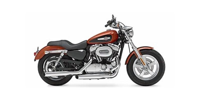 2011 Harley-Davidson Sportster 1200 Custom at Destination Harley-Davidson®, Tacoma, WA 98424