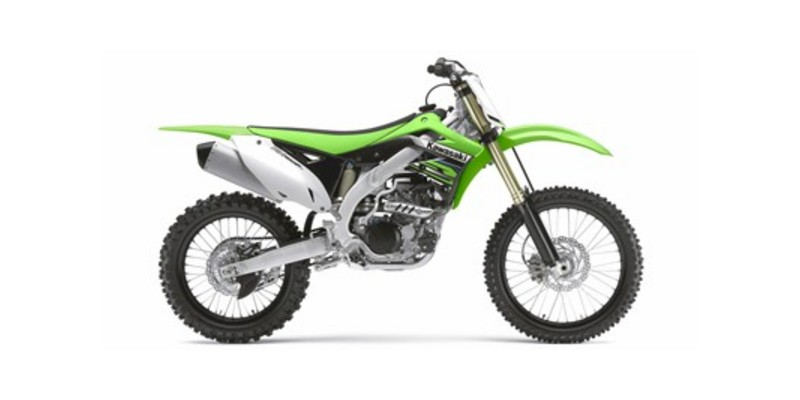 2012 Kawasaki KX 450F at Thornton's Motorcycle - Versailles, IN