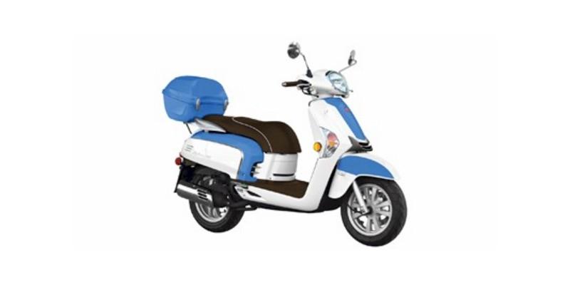 2012 KYMCO Like 50 LX | Thornton's Motorcycle Sales