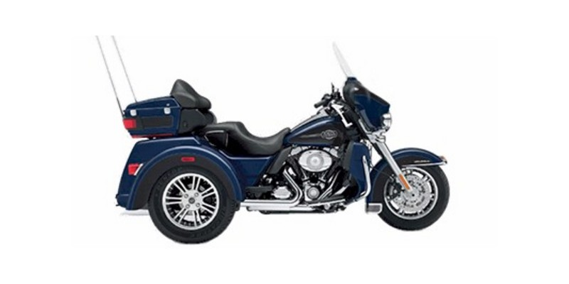 2012 Harley-Davidson Trike Tri Glide Ultra Classic at Thornton's Motorcycle - Versailles, IN