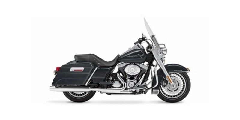 2012 Harley-Davidson Road King Base at Loess Hills Harley-Davidson