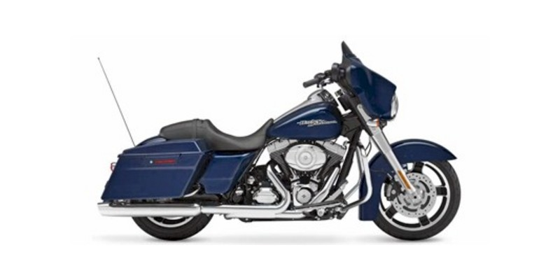 2012 Harley-Davidson Street Glide Base at Fresno Harley-Davidson