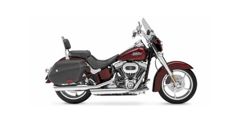 2012 Harley-Davidson Softail CVO Softail Convertible at Destination Harley-Davidson®, Tacoma, WA 98424