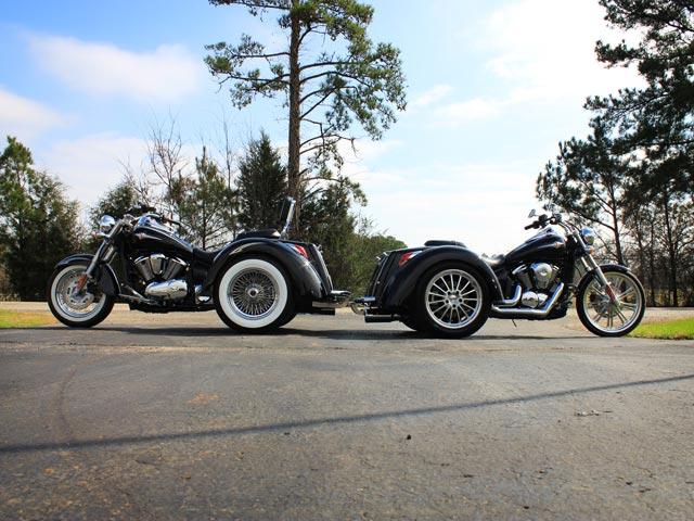 Kawasaki Avenger at Randy's Cycle, Marengo, IL 60152
