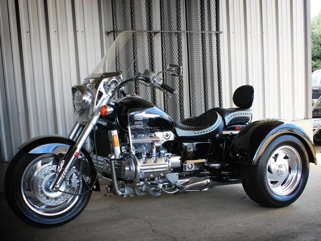 Honda Valkyrie/Interstate at Randy's Cycle, Marengo, IL 60152