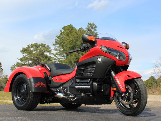 Honda Raptor at Randy's Cycle, Marengo, IL 60152