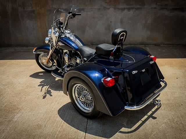 Harley-Davidson Spartan at Randy's Cycle, Marengo, IL 60152