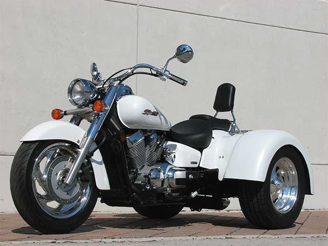 Honda Shadow Aero at Randy's Cycle, Marengo, IL 60152