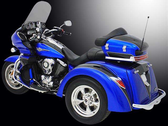 Kawasaki Challenger at Randy's Cycle, Marengo, IL 60152