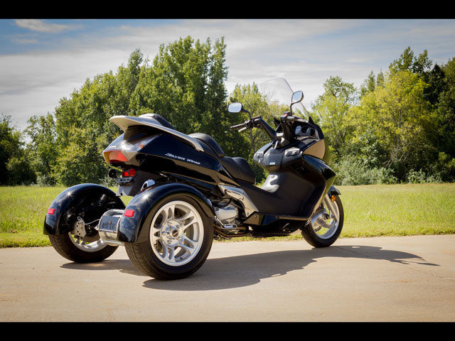 2018 Motor Trike Honda GT3 Honda GT3 at Randy's Cycle, Marengo, IL 60152