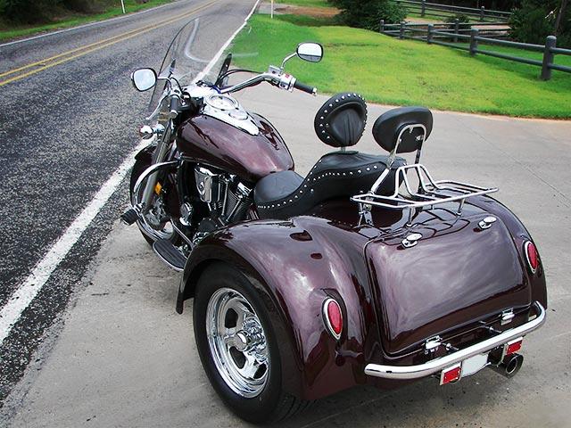 Kawasaki Vulcan 2000 at Randy's Cycle, Marengo, IL 60152