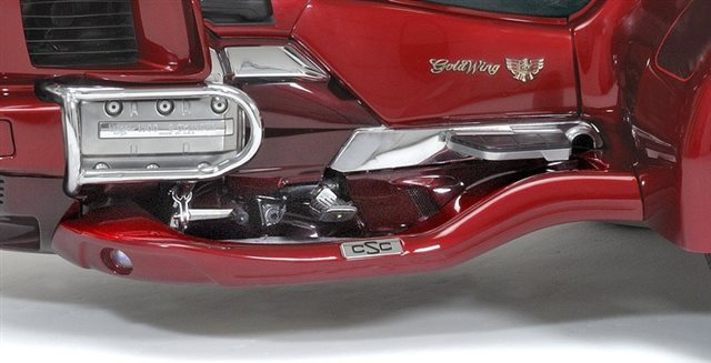 Honda Sport I/S at Randy's Cycle, Marengo, IL 60152