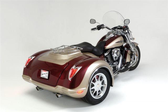 Kawasaki Kruze at Randy's Cycle, Marengo, IL 60152