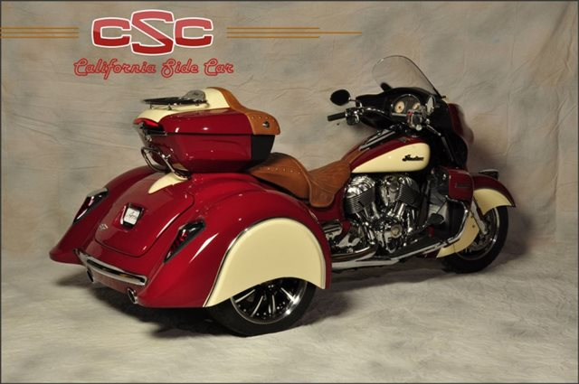 2018 California Sidecar Indian Arrow Indian Arrow at Randy's Cycle, Marengo, IL 60152