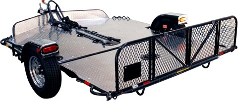 2018 DropTail Cruiser/ Sport Bike TRIKE TRAILER 2200 at Randy's Cycle, Marengo, IL 60152