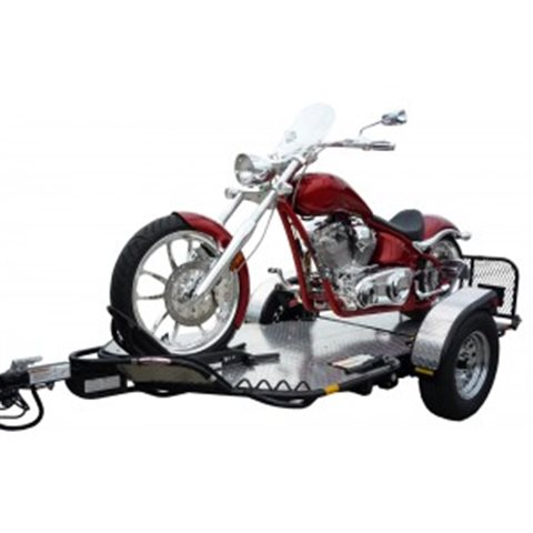 """""""ONE-UP"""" CRUISER/SPORT BIKE TRAILER at Randy's Cycle, Marengo, IL 60152"""