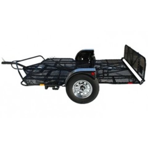 2018 DropTail Cruiser/ Sport Bike DT POWERSPORT 2100 UTILITY TRAILER at Randy's Cycle, Marengo, IL 60152
