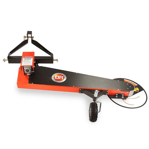 2015 DR Power Tow-Behind Mowers DR 3-Point Hitch Trimmer Mower at Harsh Outdoors, Eaton, CO 80615