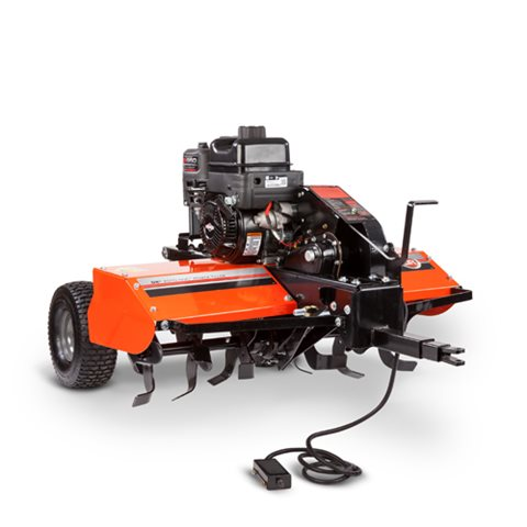 2015 DR Power Roto-Tillers DR Tow-Behind Rototiller PRO - Electric Start at Harsh Outdoors, Eaton, CO 80615