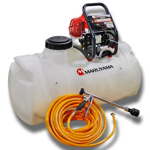 2017 Maruyama Compact Sprayers 25-Gallon Spot Sprayer at Harsh Outdoors, Eaton, CO 80615