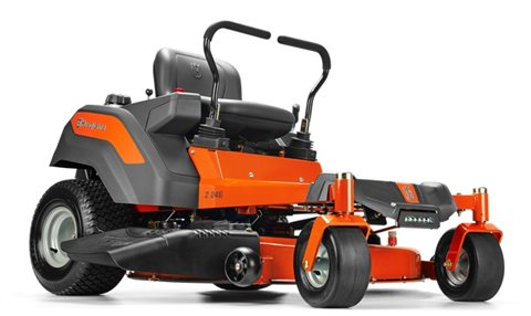 2016 Husqvarna Zero Turn Mowers Z246 Briggs & Stratton at Harsh Outdoors, Eaton, CO 80615