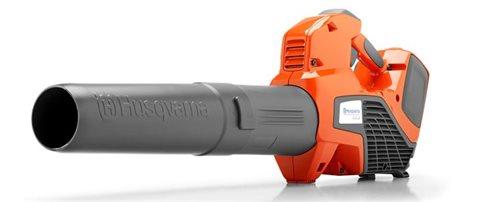 2018 Husqvarna Leaf Blowers 436LiB Battery Powered Leaf Blower at Harsh Outdoors, Eaton, CO 80615