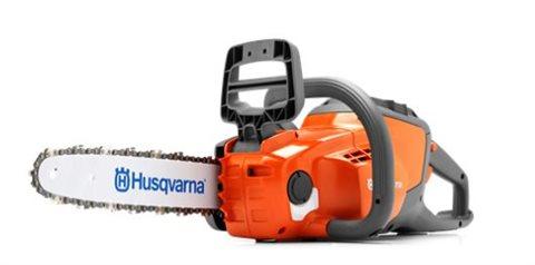 2016 Husqvarna Battery Chainsaw 136Li at Harsh Outdoors, Eaton, CO 80615