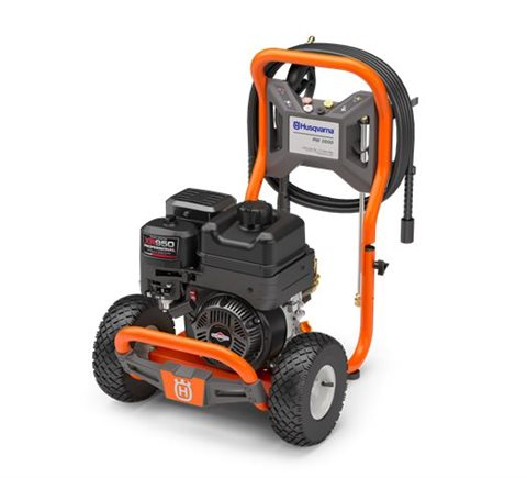 2020 Husqvarna Pressure Washer 3200 PSI Horizontal Shaft Gas Pressure Washer at Harsh Outdoors, Eaton, CO 80615