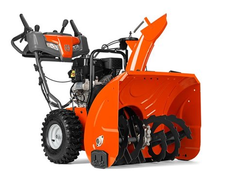 2017 Husqvarna Snow Blowers ST227P at Harsh Outdoors, Eaton, CO 80615