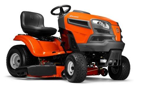 2020 Husqvarna Riding Lawn Mowers YTH18542 Briggs & Stratton at Harsh Outdoors, Eaton, CO 80615