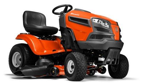 2020 Husqvarna Riding Lawn Mower YTH24V48 Briggs & Stratton at Harsh Outdoors, Eaton, CO 80615