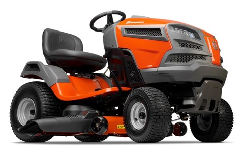 2019 Husqvarna Riding Lawn Mowers YTH20K42 Briggs and Stratton at Harsh Outdoors, Eaton, CO 80615