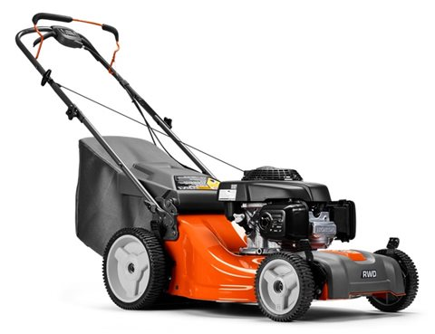 2017 Husqvarna Walk Behind Lawn Mower LC221R at Harsh Outdoors, Eaton, CO 80615