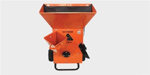 SC3306E 3 Inch Chipper/Shredder at Lincoln Power Sports, Moscow Mills, MO 63362