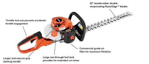 Hedge Trimmers HC-152 at Lincoln Power Sports, Moscow Mills, MO 63362