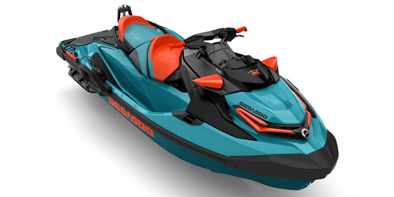 2019 Sea-Doo Wake Pro 230 w/ IBR & Sound System at Hebeler Sales & Service, Lockport, NY 14094