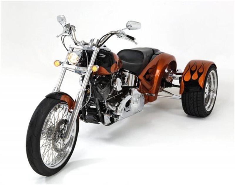 Harley-Davidson Custom at Randy's Cycle, Marengo, IL 60152