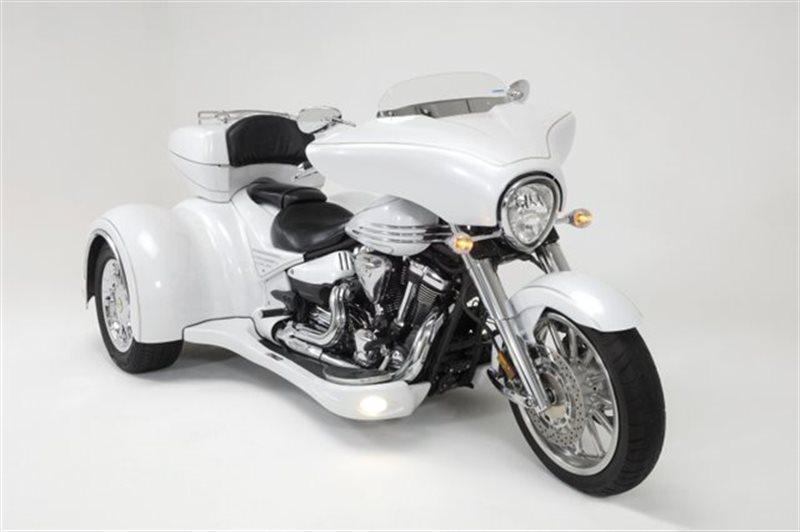 Yamaha Vantage at Randy's Cycle, Marengo, IL 60152