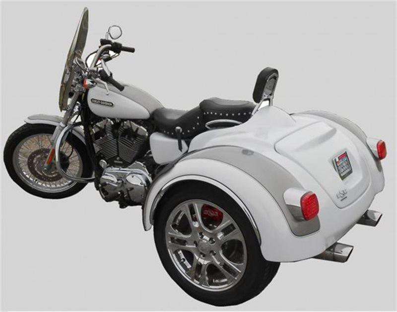 2019 California Sidecar Harley-Davidson Legend Harley-Davidson Legend at Randy's Cycle, Marengo, IL 60152