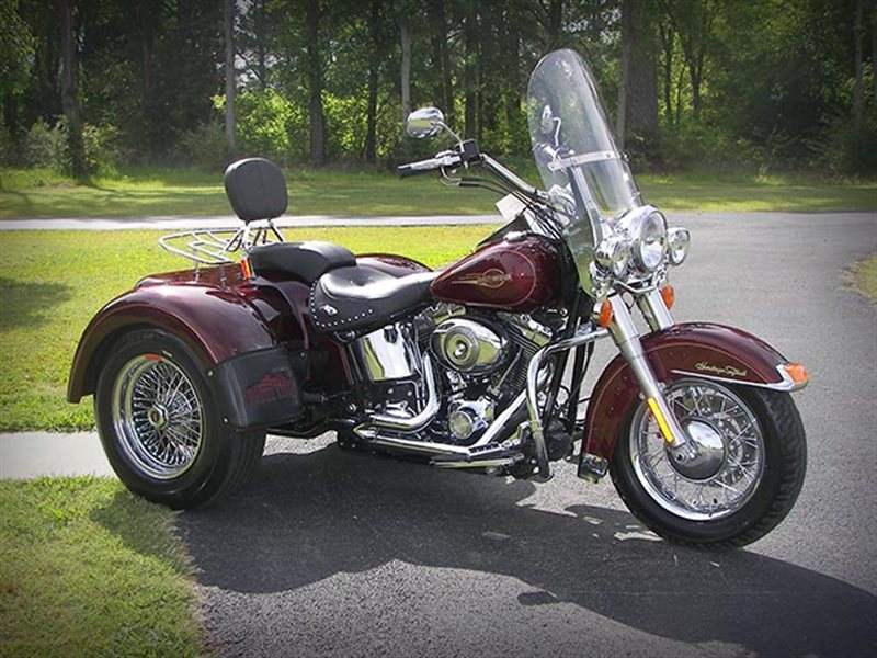 Harley-Davidson Softail Roadster at Randy's Cycle, Marengo, IL 60152