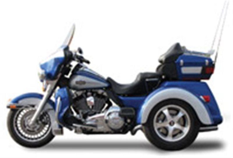 Harley-Davidson Trinity LLS at Randy's Cycle, Marengo, IL 60152