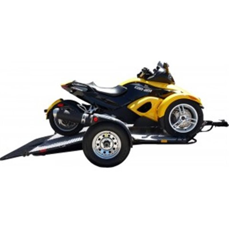 STREET PRO 2200 POWERSPORT UTILITY TRAILER at Randy's Cycle, Marengo, IL 60152