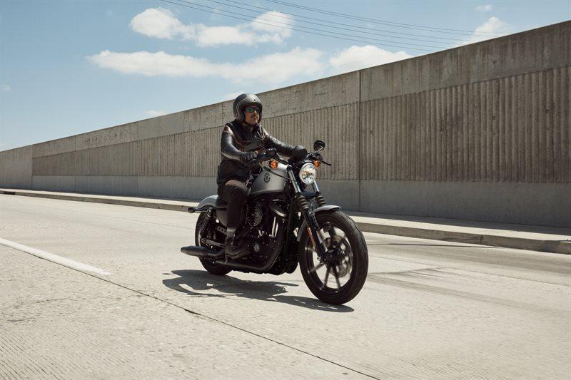 2020 Harley-Davidson Sportster Iron 883 at Speedway Harley-Davidson