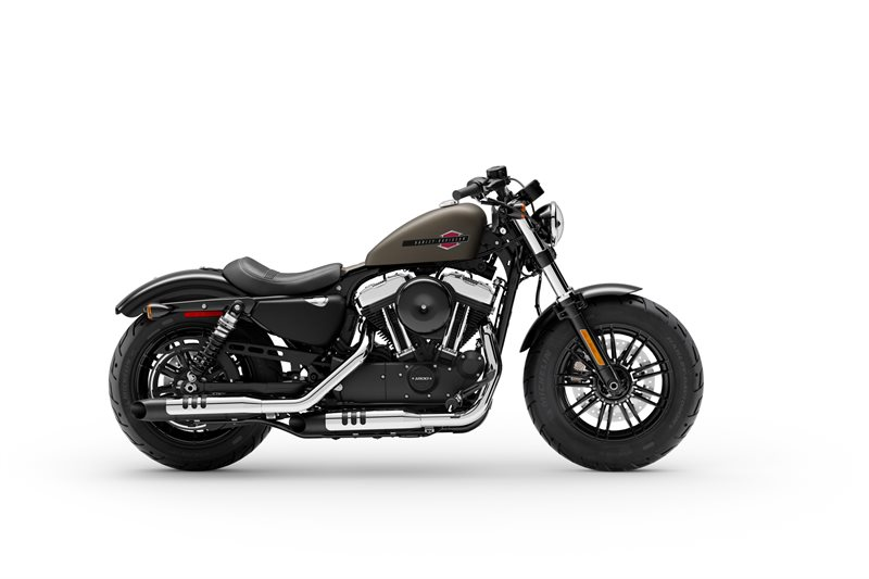 Forty-Eight at M & S Harley-Davidson
